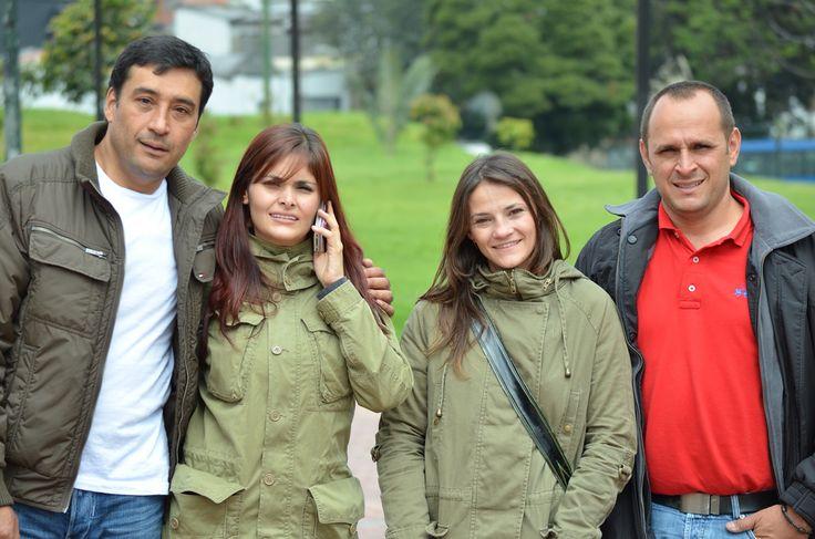 Familia y amigos  Foto by Vero Aristizabal