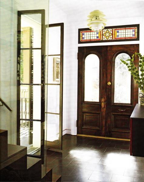 My Favorite and My Best - MFAMB home - black doors