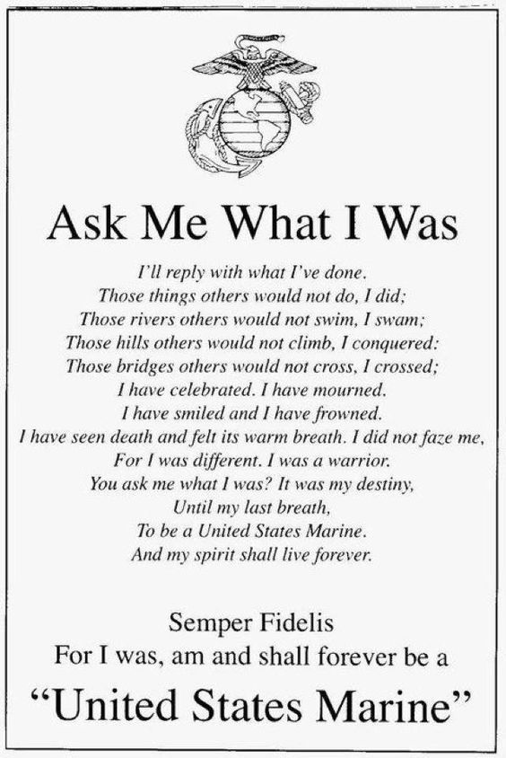 Famous Marine Corps Quotes Interesting Best 25 Usmc Quotes Ideas On Pinterest  Marine Corps Quotes