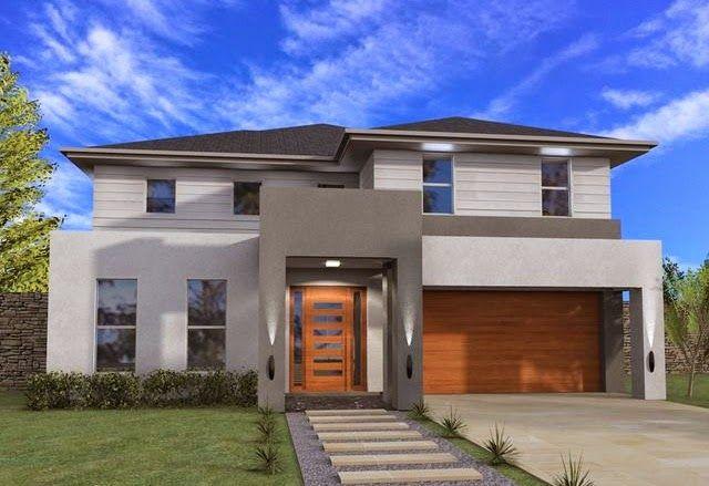 Decor salteado blog de decora o e arquitetura 30 for 30 fachadas de casas modernas dos sonhos