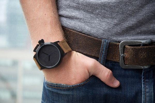 Wooden Watches from Seaval Time