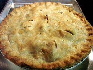 Apple pie (classica torta di mele Americana)