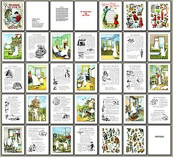 our miniatures printables childrens book