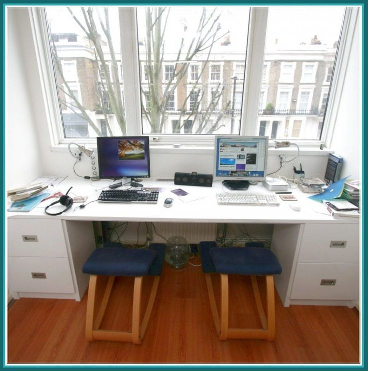 Window Behind Desk Feng Shui Office Layout Examples Where