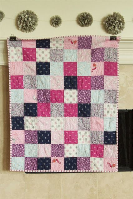 out to sea quilt