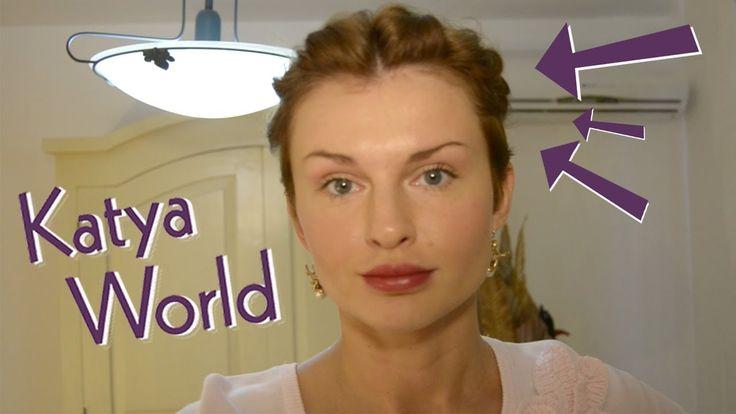 Прически на короткие волосы БЫСТРО (KatyaWorld)