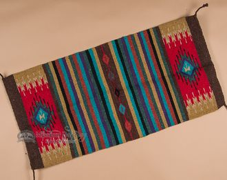 Southwestern rugs are awesome accents for rustic and western decor.