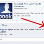 NEW! How to Edit a Facebook Comment