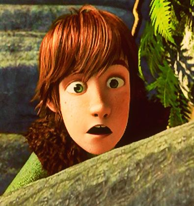 Hiccup. I have a sequel? That is what I'll look like in 5 years time? I get Astrid as my girlfriend? My fandom and fangirls increases even more than Jack Frost's? Oooh, I'm loving this! lol XD