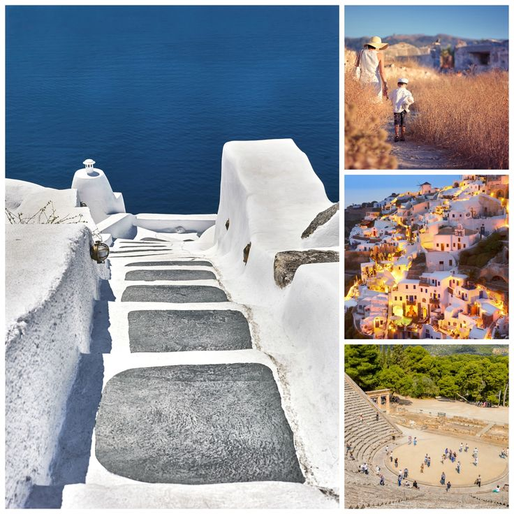 Greece… So many places to go …All you've got to do is to choose!