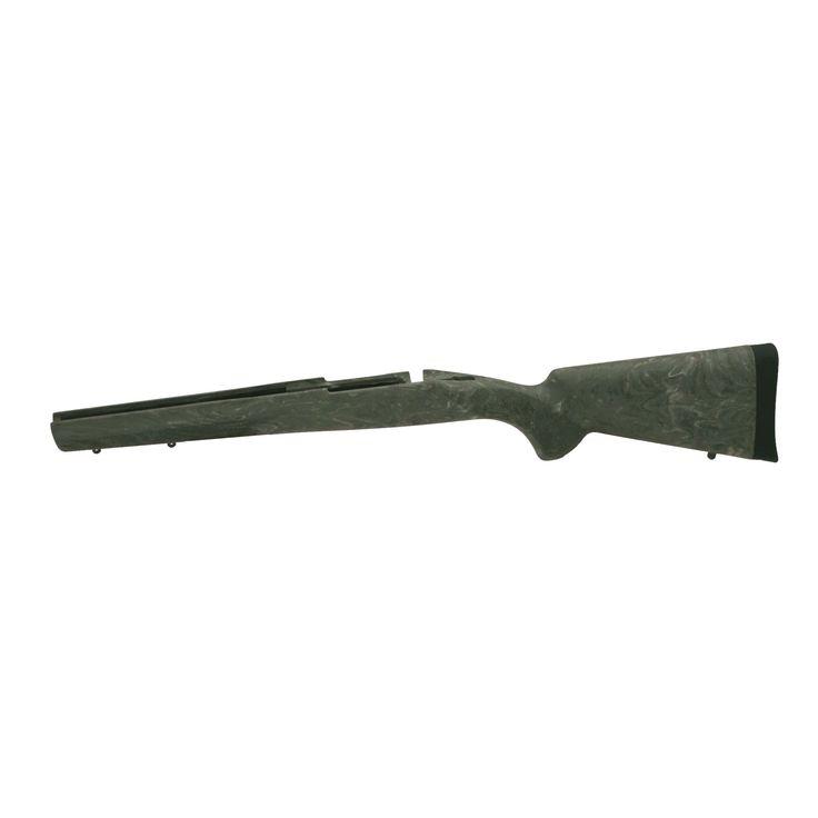 Hogue Winchester Model 70 Super Shot Stock Full Bed Block Ghillie Green - 07842