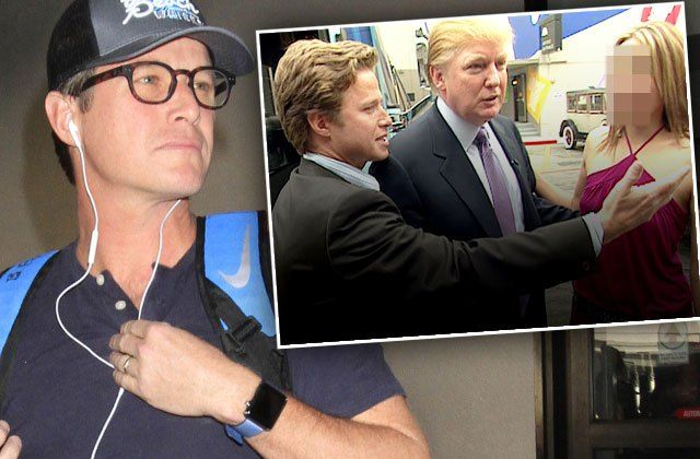 'Embarrassed' Billy Bush's Career Collapses After Trump Tape Leak
