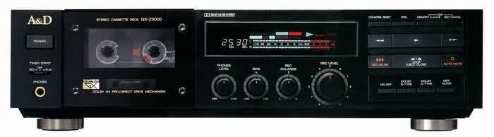 Tape - A&D GX-Z5000