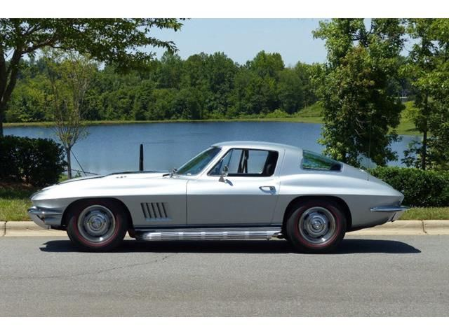 Large Photo Of 67 Corvette Stingray Mulj Corvette Stingray