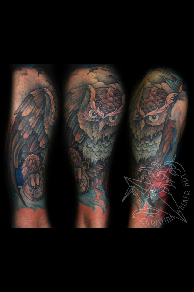 56 best images about bad ass tattoos on pinterest colorful owl tattoo sleeve and cartoon tattoos. Black Bedroom Furniture Sets. Home Design Ideas