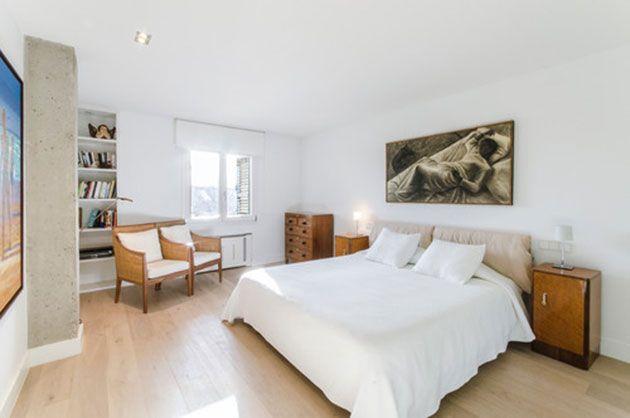 Las 25 mejores ideas sobre decoraci n de dormitorio moderna en pinterest dormitorios modernos - Inmobiliaria blanco las rozas ...