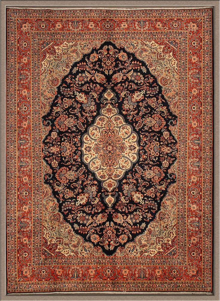 Persian rugs | Persian Rugs: Hamadan Carpets | Rug Firm