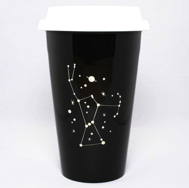 Best 25 ceramic travel coffee mugs ideas on pinterest coffee orion constellation travel mug sciox Image collections