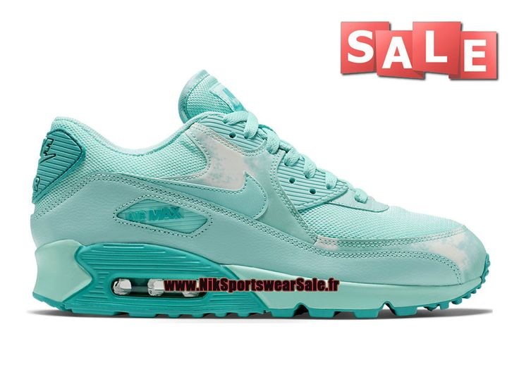 Nike Air Max 90 Print - Chaussures Nike Sportswear Sale Pour Homme Blanc/Gris…