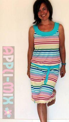 Lady Topas, Kreativ-FREEbook - farbenmix Online-Shop - Schnittmuster, Anleitungen zum Nähen