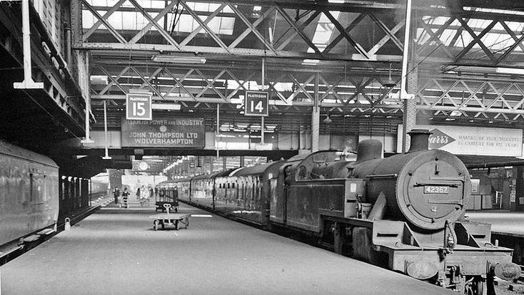 Euston 1962