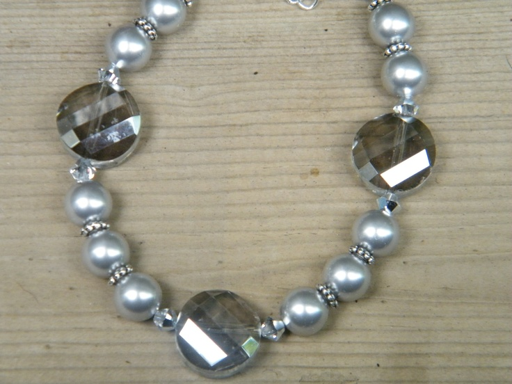 swarovski pearls with chinese crystals.