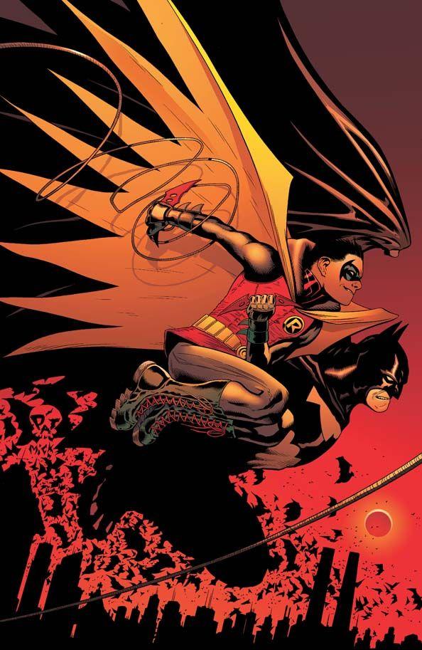 BATMAN Group Solicits (March 2013) | DC Comics