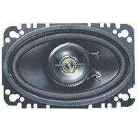 "Kenwood 4 x6"" 2-Way 60-Watt Car Speaker System (KFC4675)"