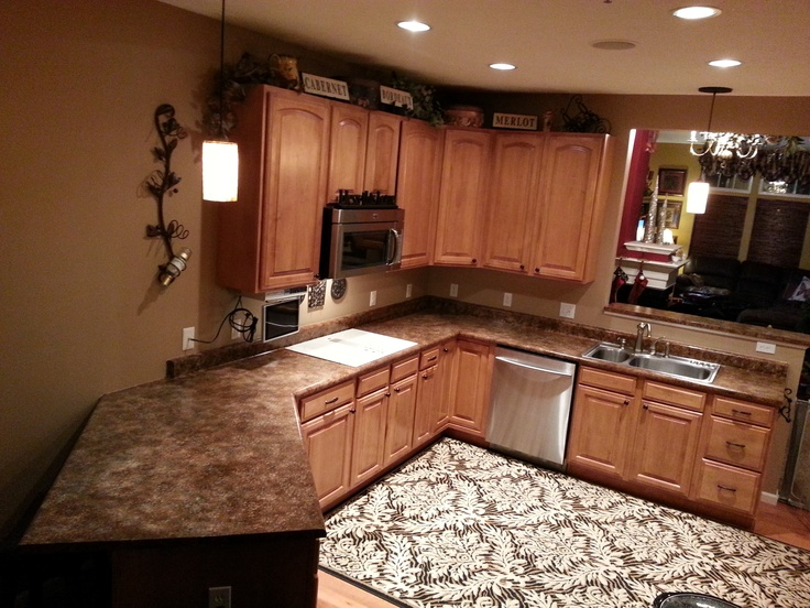 Formica Color Chart Kitchen Countertops : Best images about formica laminate countertops on