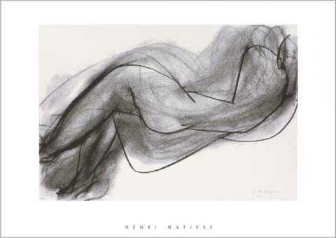 Henri Matisse - Grand acrobate, 1952 - Kunstdruck Poster günstig kaufen - auch auf Rechnung!