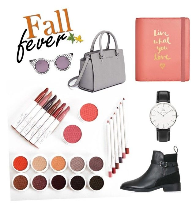 """FALL fever"" by dreaaaman on Polyvore featuring House of Holland, Topshop, MICHAEL Michael Kors and Daniel Wellington"