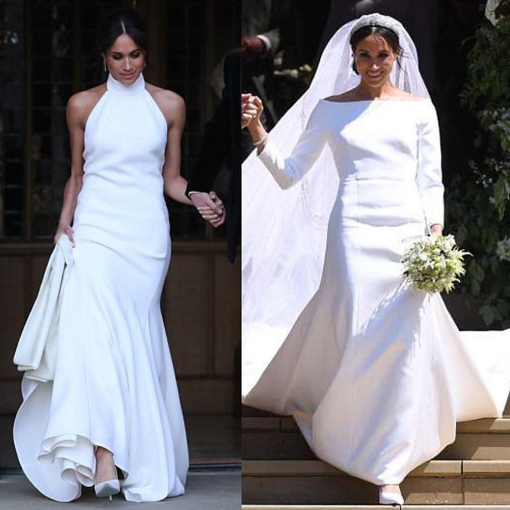 So The New Duchess Of Sussex Opted For Classic And Elegant