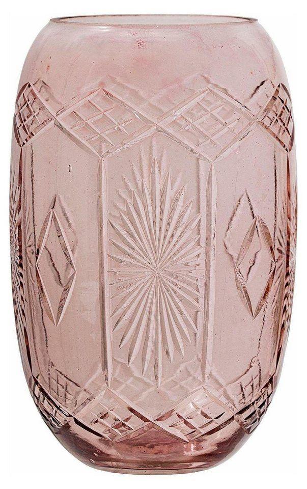 Bloomingville Vase Aus Glas Für 19,99u20ac. Tolle Dekovase, Dänische Trendmarke,