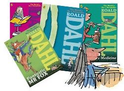 In celebration of incredible author Roald Dahl and his 99th birthday this month. We have hand-picked our favourite books: Matilda, Fantastic Mr Fox, The BFG & George's Marvellous Medicine. Get your deal here: http://www.readerswarehouse.co.za/deal-of-the-week-roald-dahl