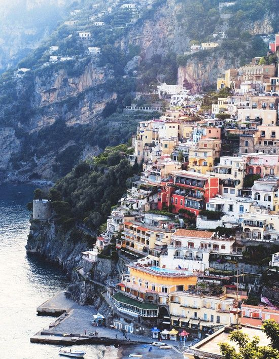 Lazing on the Amalfi Coast : Chantelle Grady
