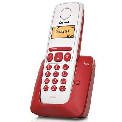 Telefon DECT fara fir Gigaset A130
