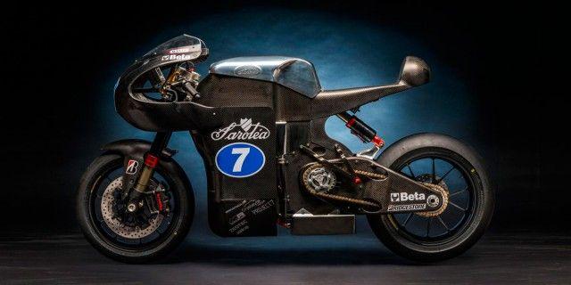 Bridgestone se une al desarrollo de la futura moto eléctrica de carreras   CarandDriverTheF1.com