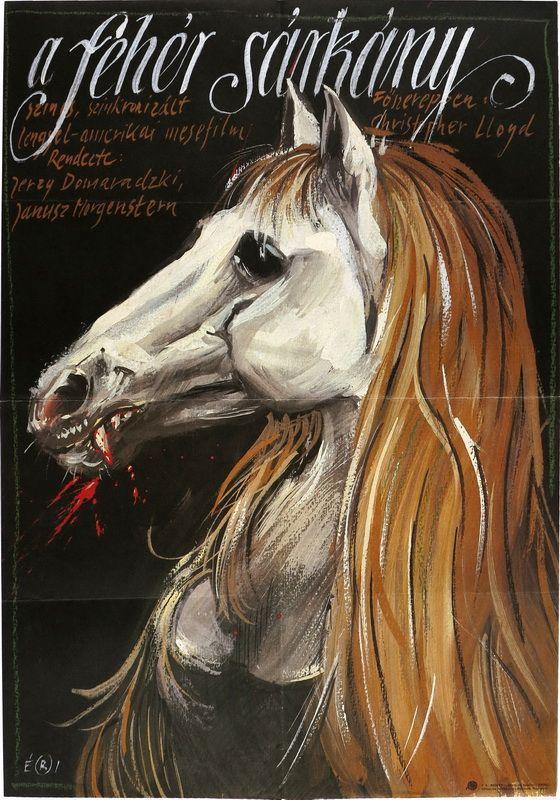 Éri Jenő Tamás - A FEHÉR SÁRKÁNY / BIALY SMOK / LEGEND OF THE WHITE HORSE, 1989