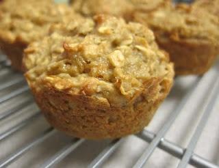 Apple-Oat Muffins   Breakfast Recipes   Pinterest