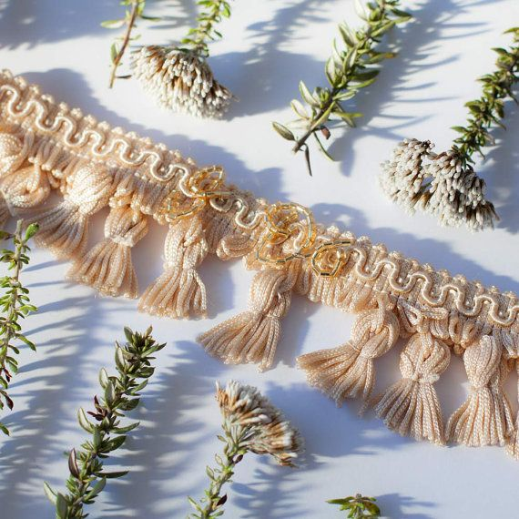 The Champagne Tassel I Do Garter The perfect wedding accessory for all you boho beauties