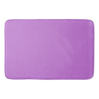 Purple Bath Mat - bathroom idea ideas home & living diy cyo bath