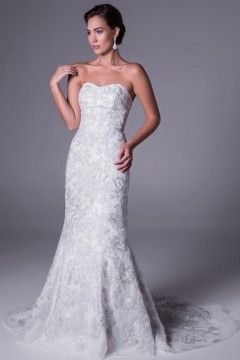 Cheap Trumpet/Mermaid Cheap Wedding Dresses Online Sale - ViViDress