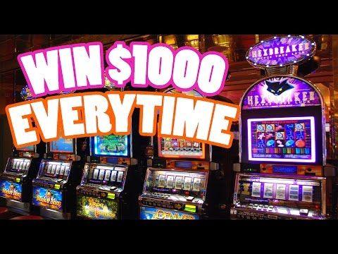slot machine hack