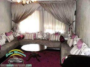 Salon marocain moderne white house