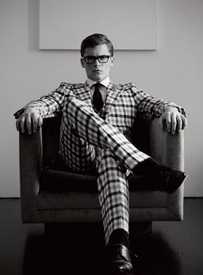 suit nice check