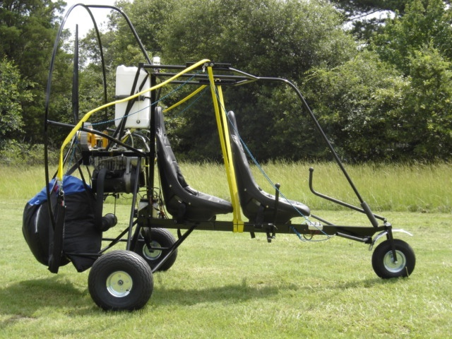 2 Seater Powered Parachute. Jerry has this for sale.