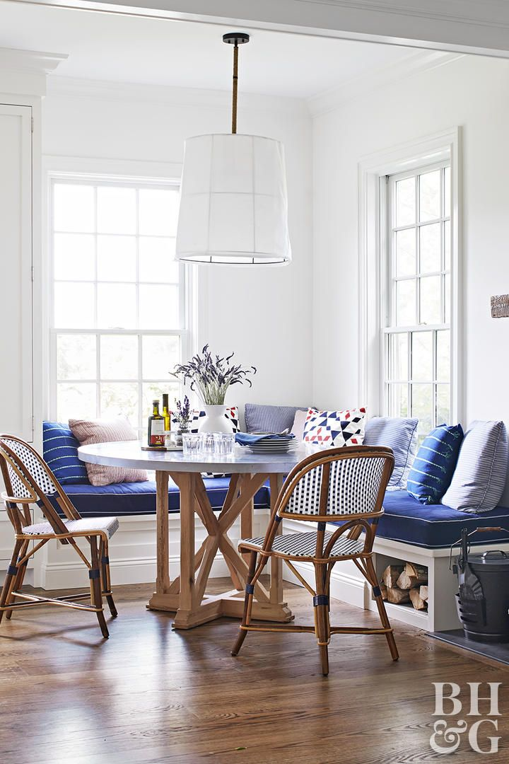 We Love This Home S Colorful Twist On Modern Farmhouse Style