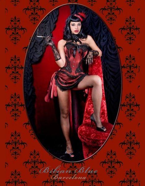 Brand of the Day: Bibian Blue ▶ DE - http://pinup-fashion.de/?p=641 ▶ ES - http://pinup-fashion.com/es/?p=122 ▶ US - http://pinup-fashion.com/?p=376 ▶ UK - http://pinup-fashion.co.uk/?p=376  @Bibianblue #burlesque #corset #corsets