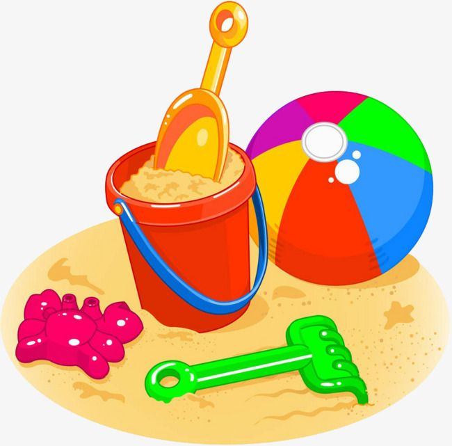 Beach Toys Toys Clipart Beach Toy Png Transparent Clipart Image