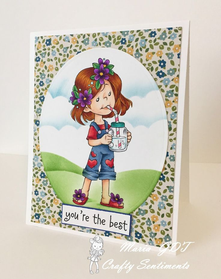 My guest DT card for Crafty Sentiments Designs new release #theunexpectedcrafter #craftysentimentsdesigns #copicmarkers